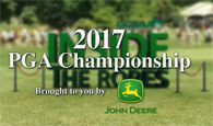 Inside the ropes: 2017 PGA Championship