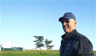 Championship Cup Cutting at Shinnecock Hills Golf Club