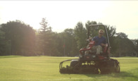 Precision application research at Jim Ager Golf Course, presented by Frost, Inc.