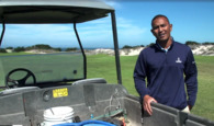 What's in Your Cart? at Pacific Grove Golf Links in Pacific Grove, Calif.