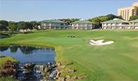 Bunker renovation at TPC Four Seasons Golf & Sports Club Dallas at Las Colinas