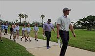 First Green field trip at Gulf Stream Golf Club