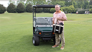 Superintendent at The Walker Course wins Club Car 502