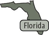 Florida Region map