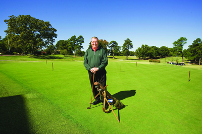 Carry on: GCSAA President Keith Ihms: photo 1