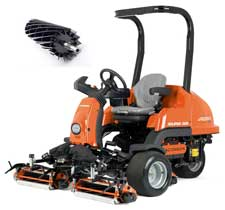 Jacobsen Eclipse and blade